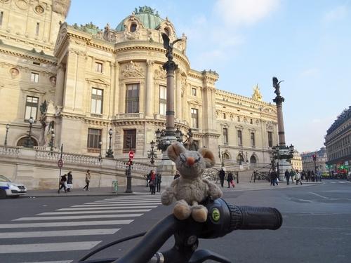 Une teutonne à Paris