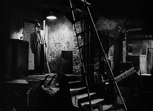 La dernière rafale, The street with no name, William Keighley, 1948