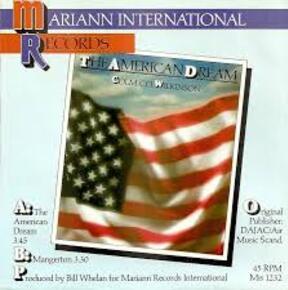 Vinyle Collector ... The American Dream - Mangerton 1980