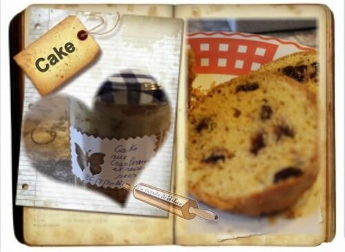 Cakes en bocaux (suite)