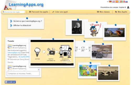 Learningapps ou comment faire des petites applications super facilement