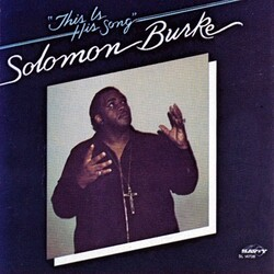 Solomon Burke - This Is His Song - Complete LP