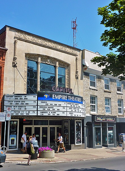 Kingston cinema Capitol