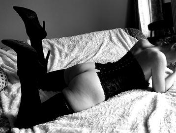 Folie sous toutes les coutures en camaïeu de Noir&Blanc