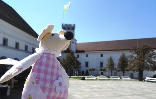 Une zournée de visite à Ljubljana