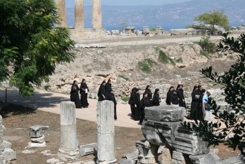 19 septembre: Corinthe