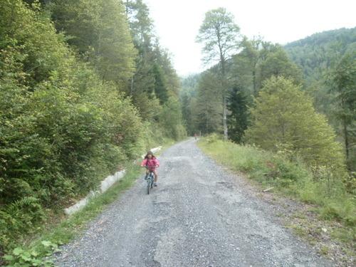 VTT : vallée de la Salabe (Barousse) - 65