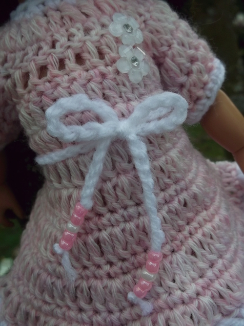 "La robe ""chamallow"" de Nérys"