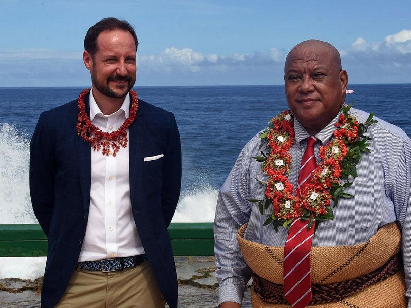 Au Tonga (suite)