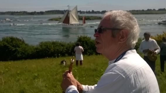 Le fondateur de la Strollad Kozh : André Prono