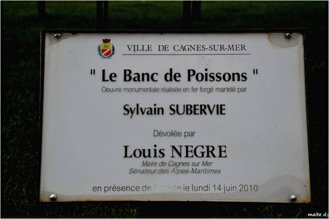 """""""Le Banc de Poissons"""""""