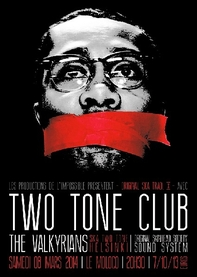Two Tone Club - Au Original Ska  Trad