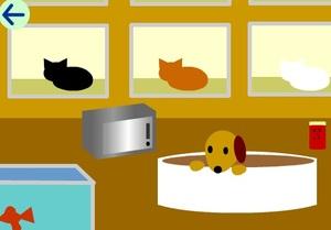 Jouer à Escape from pet shop