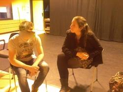 Une rencontre avec Solène Boiron