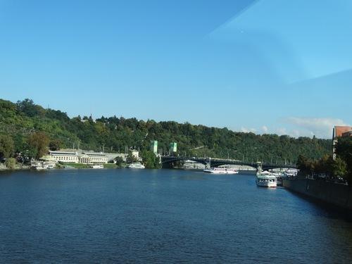 La Moldau ( Vltava )