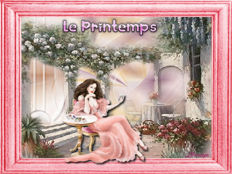 """Mon Défi """" Le Printemps """""""