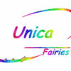 Unica fairies ( logo )