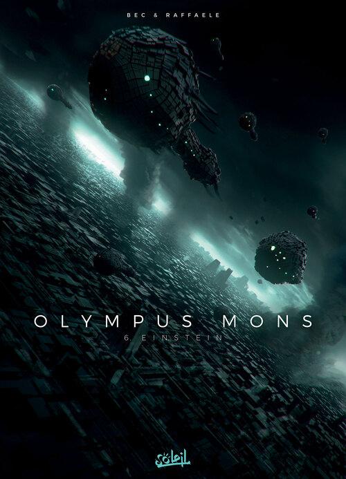 Olympus mons - Tome 06 Einstein - Bec & Raffaele