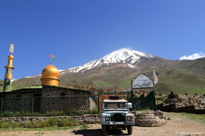 Ascension du Damavand
