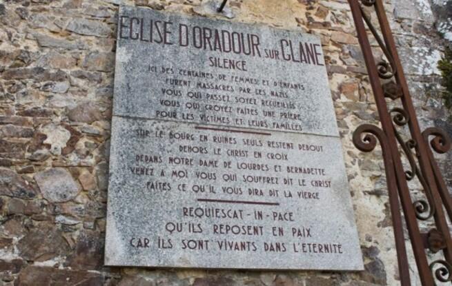 1 Oradour sur Glane (56)