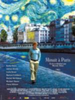 Un scénariste en séjour à Paris rêve de devenir un vrai écrivain. Il est alors transporté chaque nuit dans les années 20 et rencontre ses idoles....-----...Film de Woody Allen Comédie, fantastique et romance 1 h 40 min  11 mai 2011 Avec Owen Wilson, Rachel McAdams, Kurt Fuller