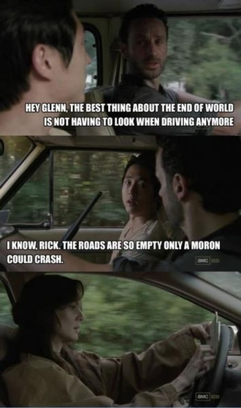 The Walking Dead memes 11