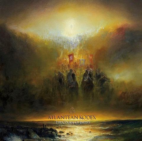 ATLANTEAN KODEX - Un premier extrait du nouvel album The Course Of Empire dévoilé