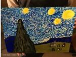 Van Gogh et Picasso