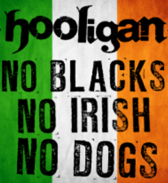 The Hooligan - La pochette du dernier EP