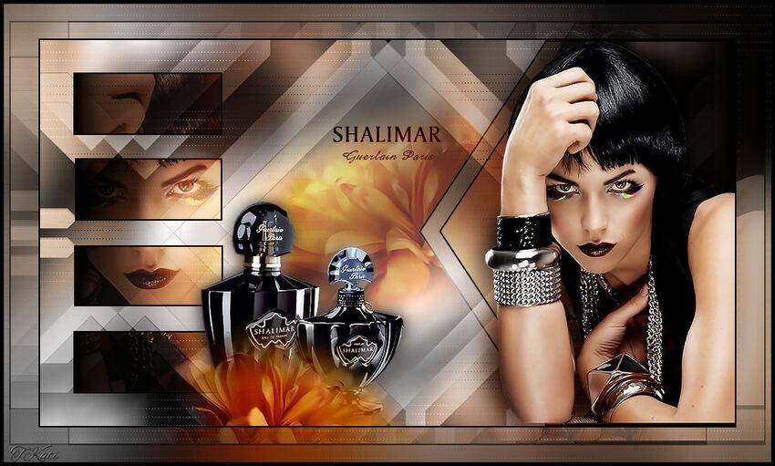 Shalimar by Tchounette