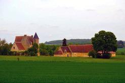LES REMPARTS DE LA GAUBERDIERE (Orne)