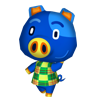 Bonno animal crossing