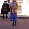 MOUDENC Mme Charlat créatrice des Amis d'un coin de l'Inde