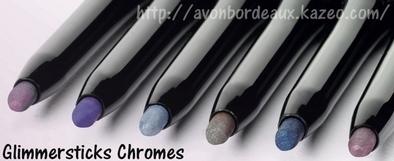 Glimmerstick Chromes