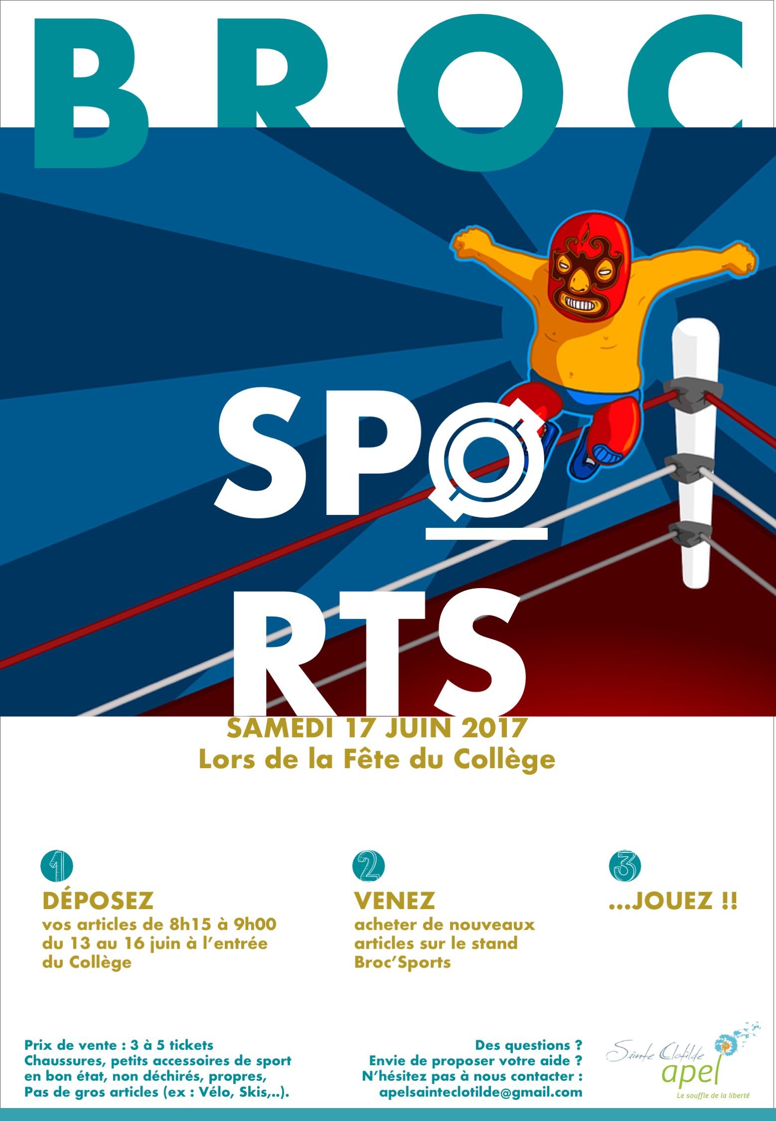 Broc'Sports 2017