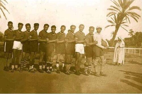 KHATIB Abderrahmane (Maroc) 1943/1944