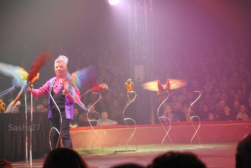 {WE au cirque Gruss} Le spectacle, les artistes...