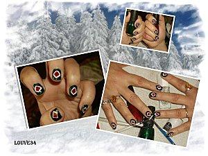 nail art CG