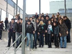 Schülergruppe