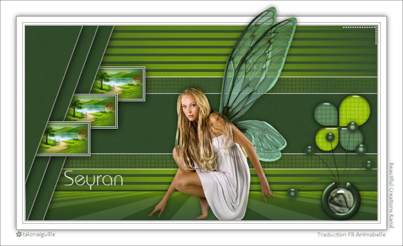 *** Seyran ***