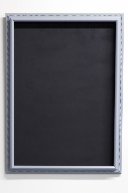 Collection GRIS SOURIS : CHIC tableau noir