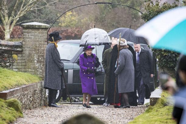 Elizabeth II Flitcham 15 Janv 2017 4