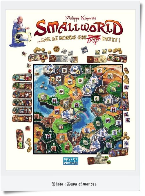 Smallworld (rien à voir avec Disneyland !)