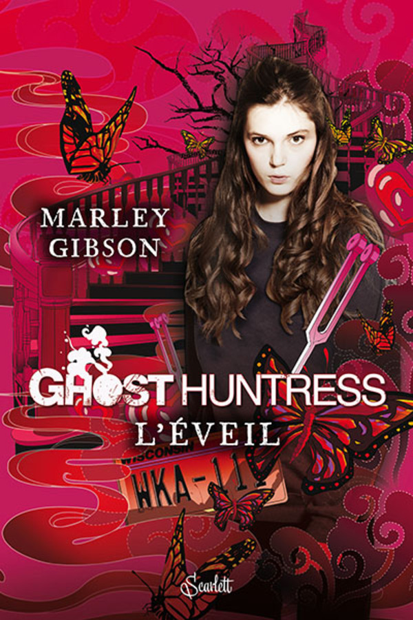Ghost Huntress ♥