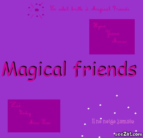 Magical-friends
