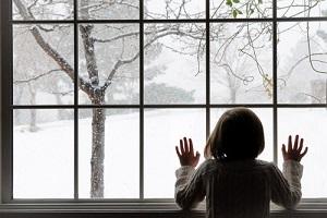 Les neiges d'antan ...