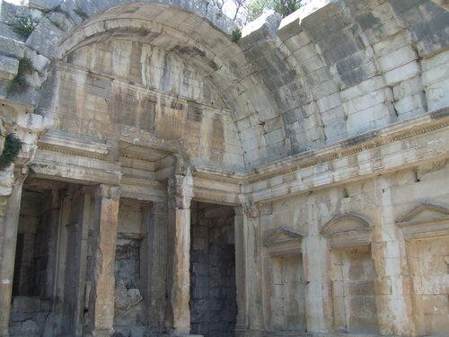 Notre visite à Nîmes en juin 2015