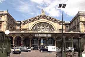 Gare de l'Est