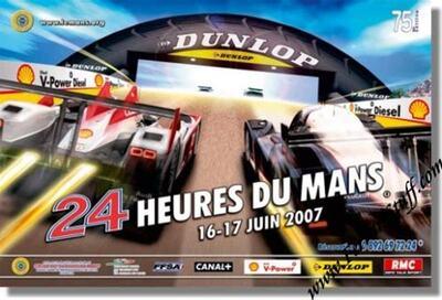 Le Mans 2007 I
