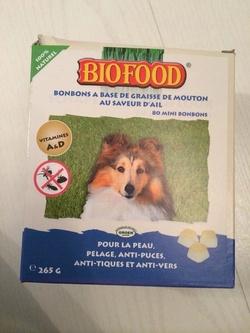 Bonbons Biofood